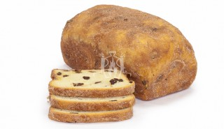 Cinnamon Raisin Retail Loaf Sliced